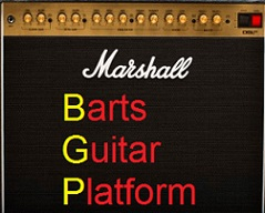 Bart van der Heuvel - Barts Guitar Platform